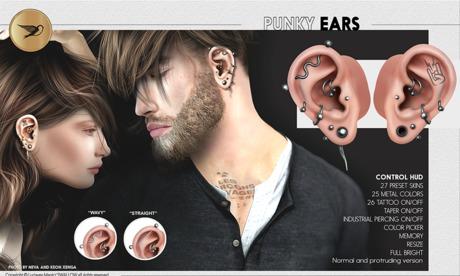 ^^Swallow^^ Punky Ears