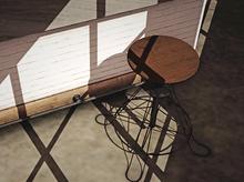 {BE} Bar stool (Addme)