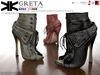 Greta :: Ankle Boots :: 10 Colors :: {kokoia}