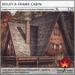 Trompe Loeil - Reiley A-Frame Cabin [mesh]