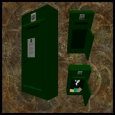 EF-Gadgets: Post Box (Mesh)
