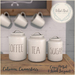 {what next} Colonna Cannisters (boxed)