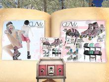 C L A Vv. - Color Fun - Spray Paints C