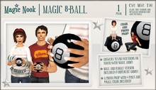 [MAGIC NOOK] Magic 8-Ball