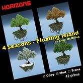 Four-Seasons Floating Island