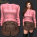 BlackRose Adelle Set Salmon