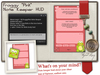 -W-[ Note Keeper Hud ] Froggy Pink (mod/copy)-Package