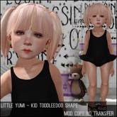 YC Kid ToddleeDoo Shape