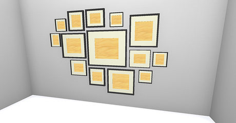 Picture Frame 14 Panel