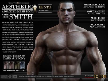 (NIRAMYTH) - AESTHETIC - SMITH PACKAGE (1.0)
