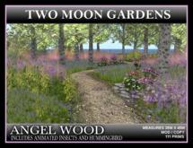 ANGEL WOOD* LANDSCAPED FOREST