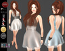 M&M-LIZA DRESS-E17
