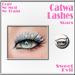 Sweet Evil - Catwa Lashes . Stars