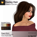 A&A Keeley Hair Variety Colors Pack. Rigged Mesh Long Womens Hairstyle