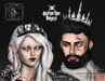 .{PSYCHO:Byts}. Lethal Stalagmite Crown - Onyx