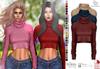 Bens Boutique - Berrak Crop Sweater - Hud Driven