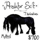 ~Mythril~ Predator Set