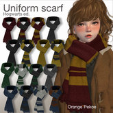 Orange*Pekoe - Uniform scarf (4 houses)