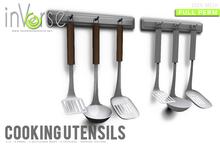 inVerse Cooking Utensils  MESH full permission