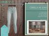 Addams High Rise Mesh Jeans -Maitreya, Belleza, Slink- Ornella #27