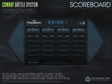 SCOREBOARD BATTLE COMBAT SYSTEM [NeurolaB Inc.]