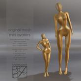 Snowpaws - Gracie Mini Mannequin Avatars - Almondine
