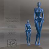 Snowpaws - Gracie Mini Mannequin Avatars - Puddle