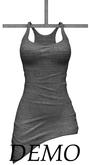 DE Designs - Misty Heathered Dress - DEMO