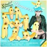 ~silentsparrow~ Nanners! Banana Friends!