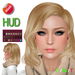 "eDeLsToRe woman mesh hair "" Nuri "" 24 color HUD"