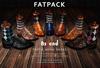 //Ascend// Triple Monk Shoes - FATPACK