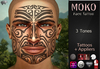 Mad' - Moko [Face Tattoo] [APPLIERS + Tattoo]