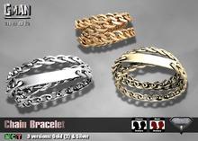 [GMan] BR - Chain Bracelet