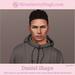 StrawberrySingh.com Daniel Shape