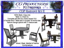 CGP Hangout Set II