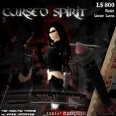 Ashes Cursed Spirit