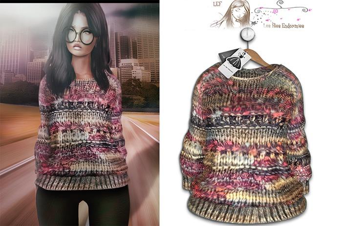 LFE; Leonie sweater 1