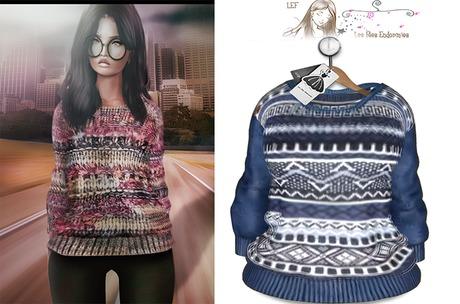 LFE; Leonie sweater 3