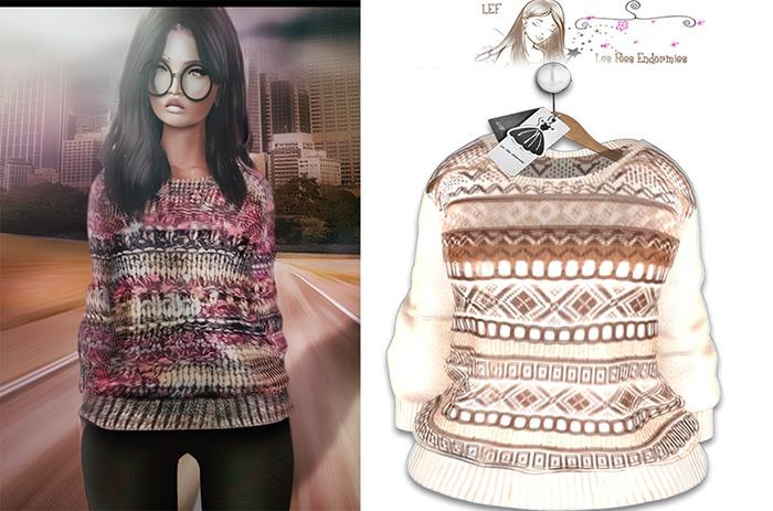 LFE; Leonie sweater 4