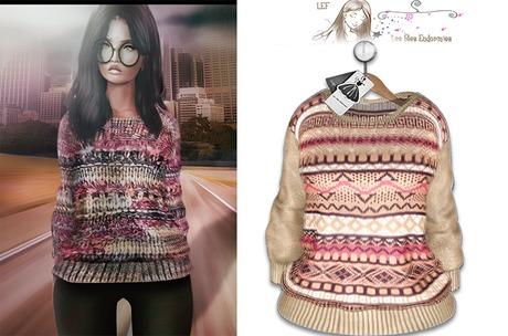 LFE; Leonie sweater 6