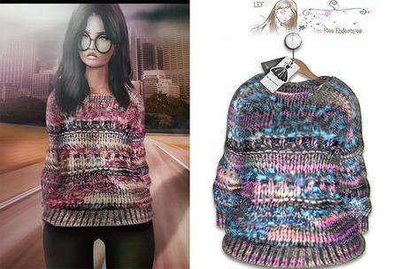 LFE; Leonie sweater 5