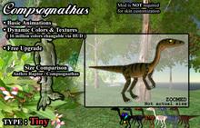 Compsognathus AV MOD