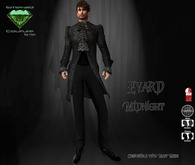 EC Evard Suit Midnight [Mens]