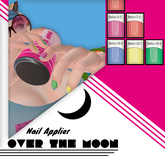 Over the Moon: Pantone Colors (Omega Nail Appliers)