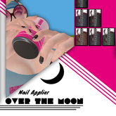 Over the Moon: Stapled Nails (Omega Nail Applier)