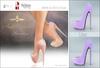 Amacci Shoes - Brooklyn - Lilac (Maitreya, Slink, Belleza)