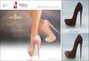 Amacci Shoes - Brooklyn - Brown (Maitreya, Slink, Belleza)