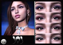 SoS Mixed Eyeshadows Catwa Applier (BENTO)