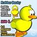 [Screwball Cartoon Avatars] Rubber Ducky Miniature Avatar - Micro Avatar