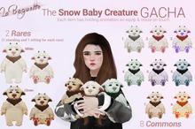 [La Baguette] (box) Snow Baby creature 2